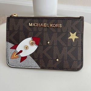Michael Kors key case/coin bag